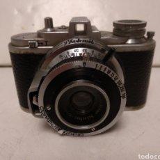 Cámara de fotos: CAMARA PHOTAVIT IV.AÑO 1947.35 MM CON CASSETTES.RARISIMA. Lote 180183652