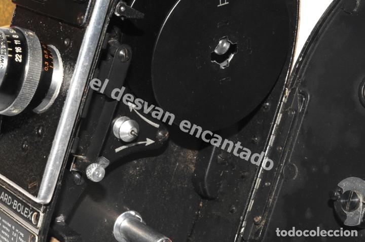 Cámara de fotos: Filmadora BOLEX PALLARD. Modelo L8 - Foto 2 - 181012518