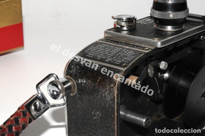 Cámara de fotos: Filmadora BOLEX PALLARD. Modelo L8 - Foto 3 - 181012518