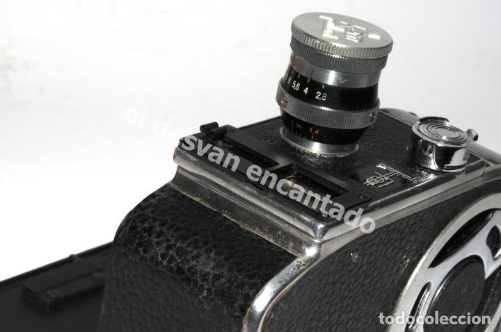 Cámara de fotos: Filmadora BOLEX PALLARD. Modelo L8 - Foto 4 - 181012518