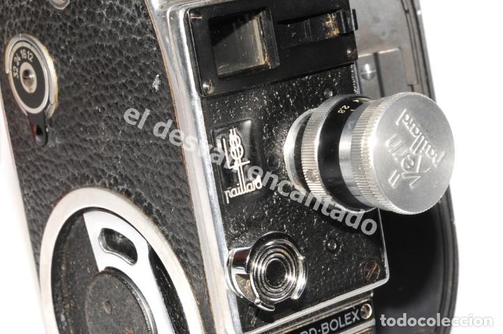 Cámara de fotos: Filmadora BOLEX PALLARD. Modelo L8 - Foto 6 - 181012518