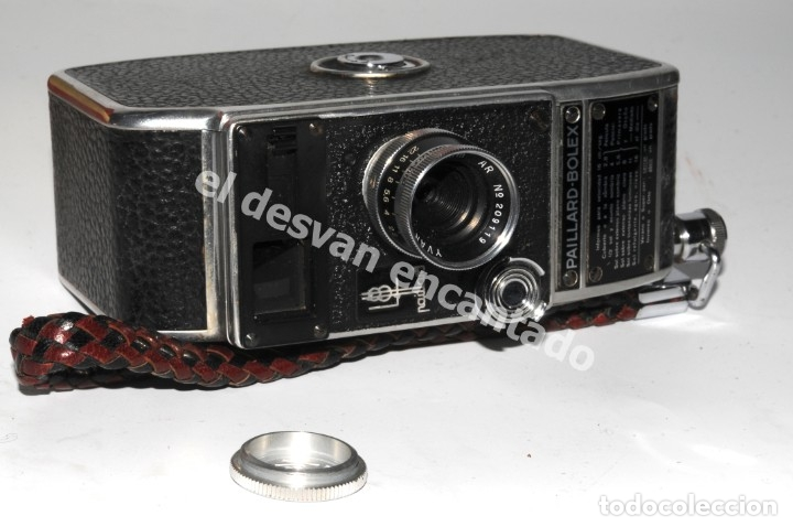 Cámara de fotos: Filmadora BOLEX PALLARD. Modelo L8 - Foto 7 - 181012518