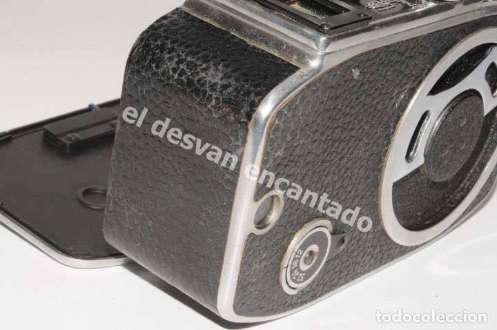Cámara de fotos: Filmadora BOLEX PALLARD. Modelo L8 - Foto 8 - 181012518