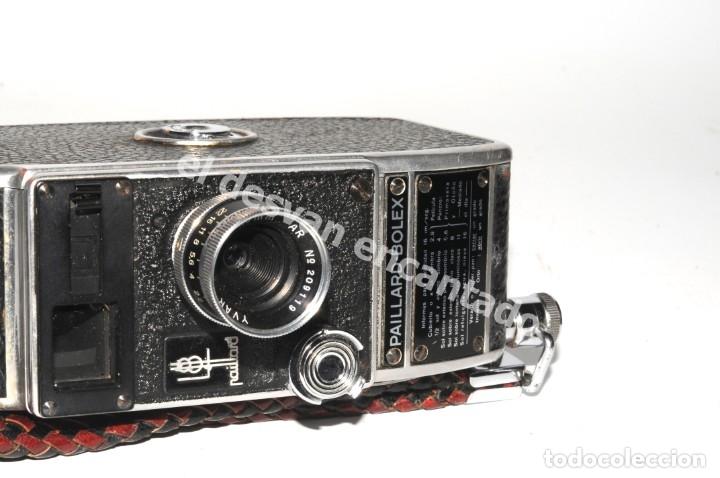 Cámara de fotos: Filmadora BOLEX PALLARD. Modelo L8 - Foto 13 - 181012518