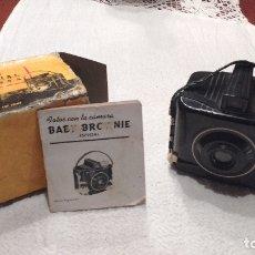Cámara de fotos: ANTIGUA CÁMARA DE FOTOS KODAK BABY BROWNIE SPECIAL.. Lote 181218487