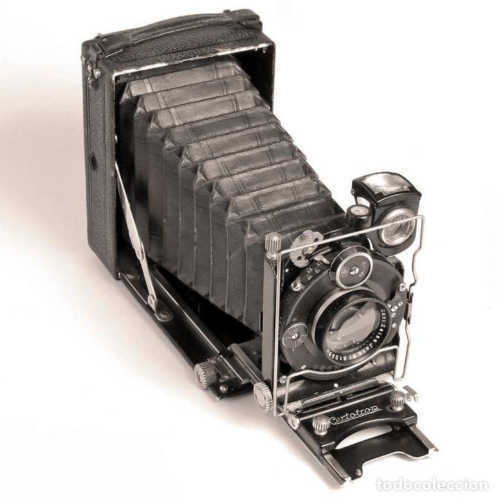 Cámara de fotos: Rara Versión Cámara CERTO, CERTOTROP. Lente Bayoneta. - Foto 6 - 181925491