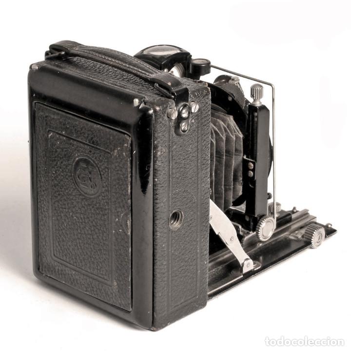 Cámara de fotos: Rara Versión Cámara CERTO, CERTOTROP. Lente Bayoneta. - Foto 7 - 181925491