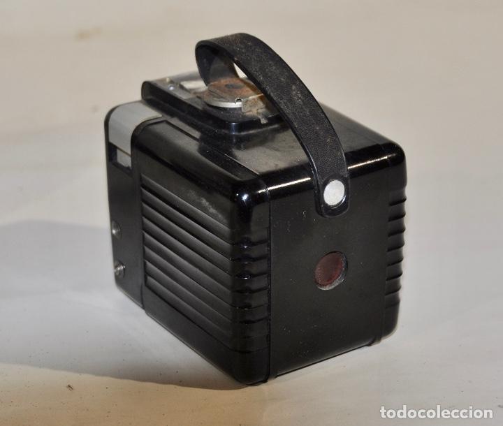 Cámara de fotos: Kodak Brownie Flash años 50 - Foto 6 - 182395707
