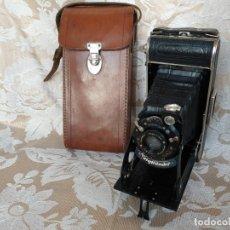 Cámara de fotos: ANTIGUA CAMARA FOTOGRAFICA DE FUELLE VOIGTLÄNDER BESSA. AÑOS 30. Lote 182475317