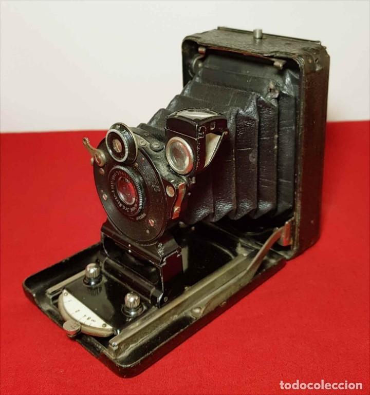 Cámara de fotos: CAMARA ICA miniatura , DE PLACAS 4,5 X 6 cm - Foto 4 - 182532475