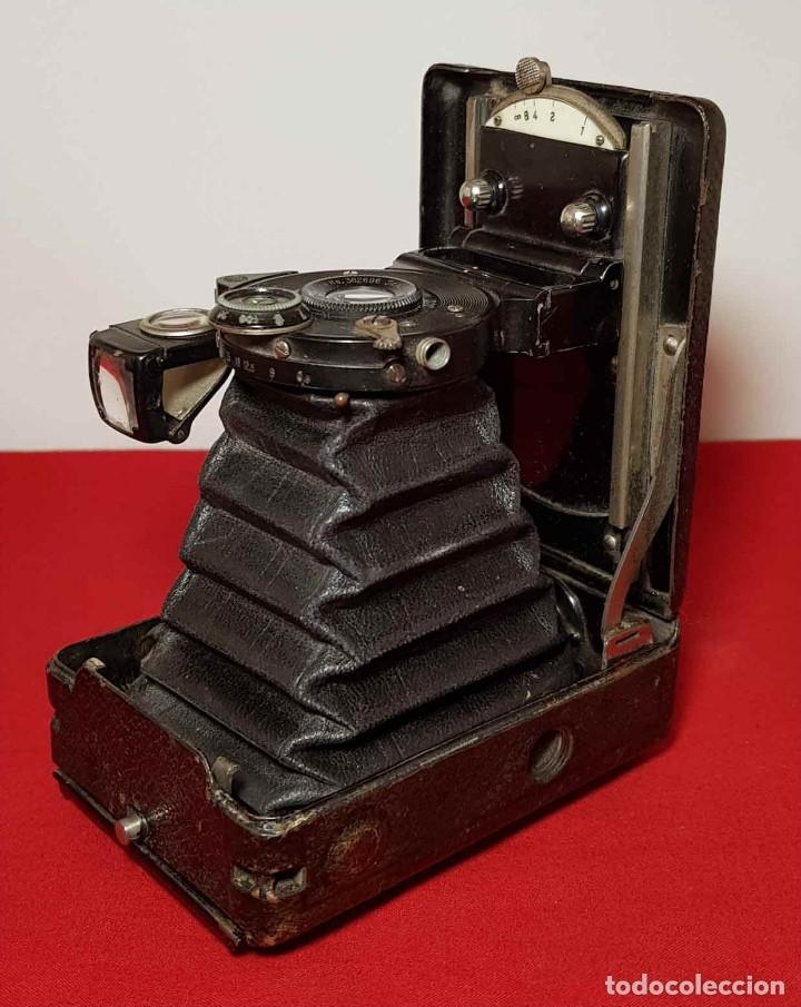 Cámara de fotos: CAMARA ICA miniatura , DE PLACAS 4,5 X 6 cm - Foto 6 - 182532475
