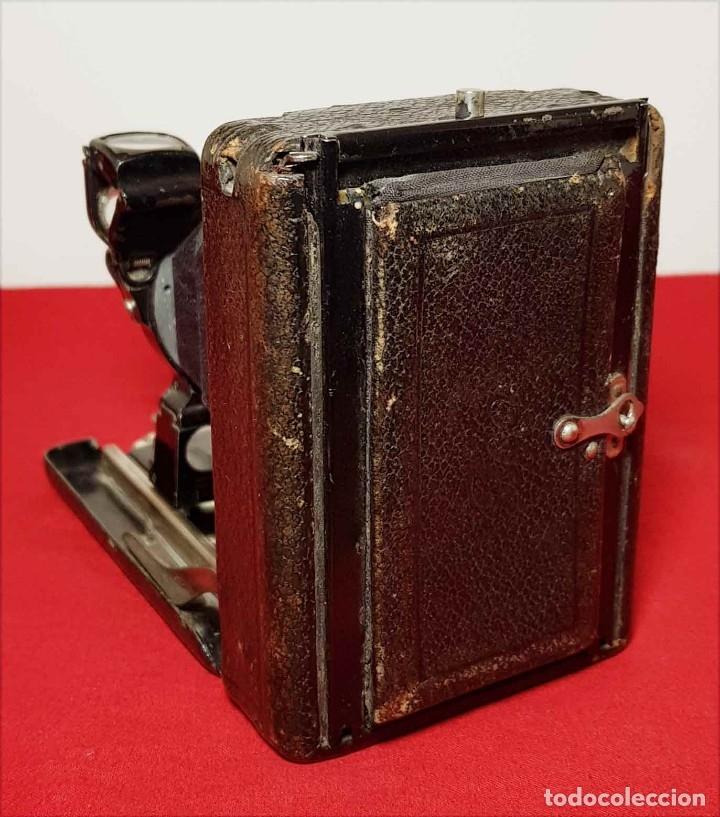 Cámara de fotos: CAMARA ICA miniatura , DE PLACAS 4,5 X 6 cm - Foto 8 - 182532475