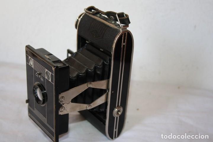 AGFA BILLY DE FUELLE (Cámaras Fotográficas - Antiguas (hasta 1950))