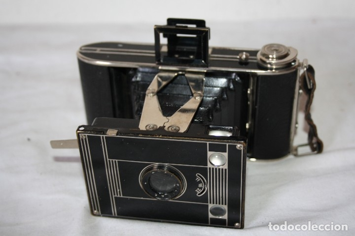 Cámara de fotos: AGFA BILLY DE FUELLE - Foto 2 - 182610743
