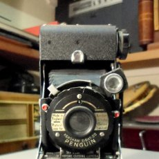 Cámara de fotos: CAMARA DE FUELLE KERSHAW EIGHT 20 PENGUIN. Lote 182673408