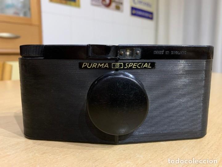 PURMA SPECIAL (Cámaras Fotográficas - Antiguas (hasta 1950))