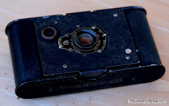 Cámara de fotos: Folding Vest Pocket Kodak.Autographic. A127 - Foto 2 - 183311532