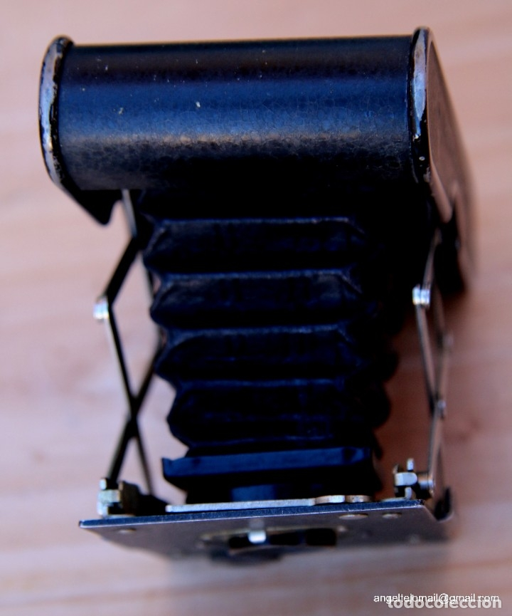 Cámara de fotos: Folding Vest Pocket Kodak.Autographic. A127 - Foto 5 - 183311532
