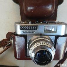 Cámara de fotos: CAMARA ANTIGUA 35 MM..VOIGTLANDER VITO BL+FUNDA - ALEMANIA 1956. Lote 183331036