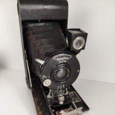 Cámara de fotos: CAMARA ENSING SYNCHRO MADE IN ENGLAND CON FUNDA. Lote 184313177