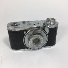 Cámara de fotos: CÁMARA FOTOGRAFÍA ZEISS IKON TENAX COMPUR. 1948. Lote 184585793