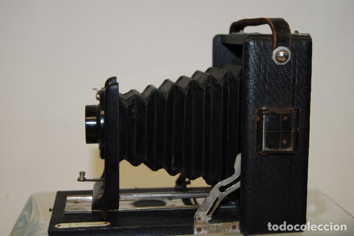 Cámara de fotos: cámara de placa - Foto 2 - 185964000