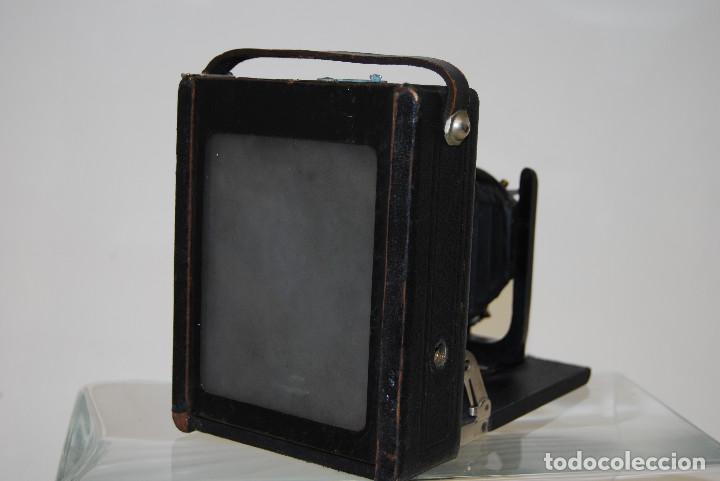 Cámara de fotos: cámara de placa - Foto 3 - 185964000