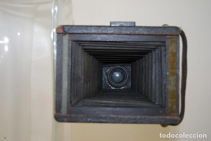 Cámara de fotos: cámara de placa - Foto 7 - 185964000
