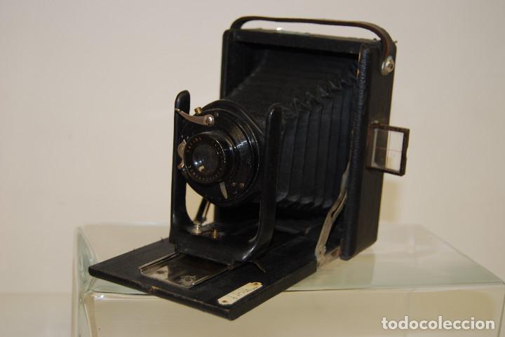 Cámara de fotos: cámara de placa - Foto 8 - 185964000
