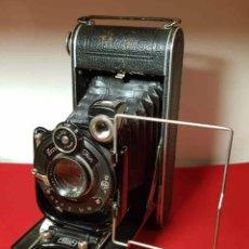 Cámara de fotos: CAMARA ZEISS IKON COCARETTE. Lote 185967730