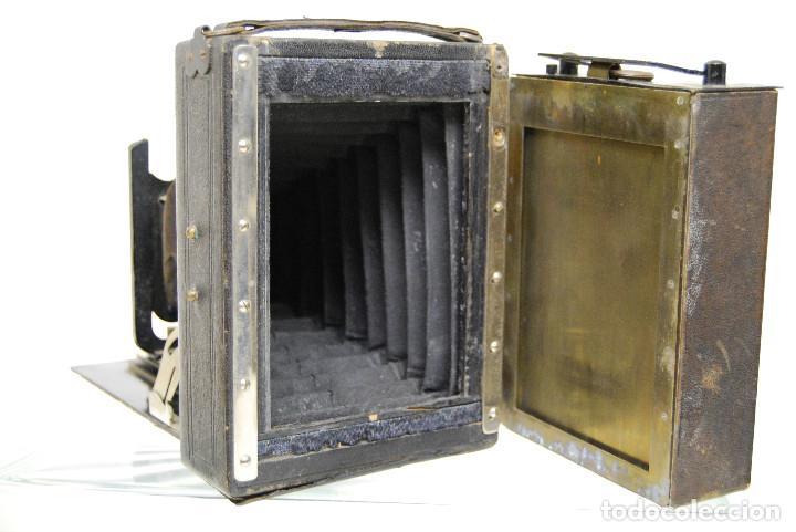 Cámara de fotos: cámara de placa - Foto 4 - 185969938