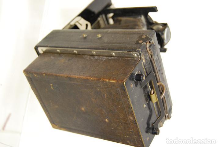 Cámara de fotos: cámara de placa - Foto 5 - 185969938