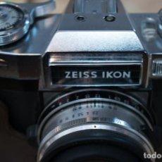 Cámara de fotos: ZEISS IKON CONTAFLEX SUPER B TESSAR 2.8/55MM 23.0007. Lote 186072548