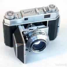 Cámara de fotos: *C1949* • KODAK RETINA II (TYPE 014) TELEMÉTRICA (1AS SERIES) • SCHNEIDER RETINA-XENON F2.0. Lote 138988074