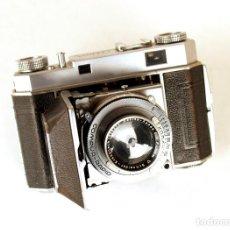 Cámara de fotos: *C1947* • KODAK RETINA II (TYPE 011) 1ª TELEMÉTRICA DE POSTGUERRA • SCHNEIDER RETINA-XENON F2.0. Lote 188501828