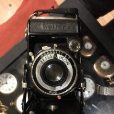 Cámara de fotos: CAMARA FUELLE ZEISS IKON NETTAR 515/2 (1933). 6X9. Lote 188580877