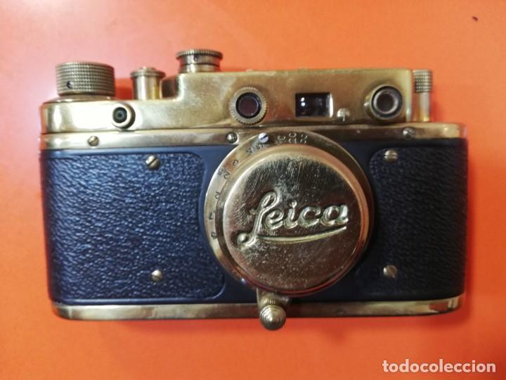 Leica//Leitz doble rückdeckel para objetiva Leica//Leitz R y SL