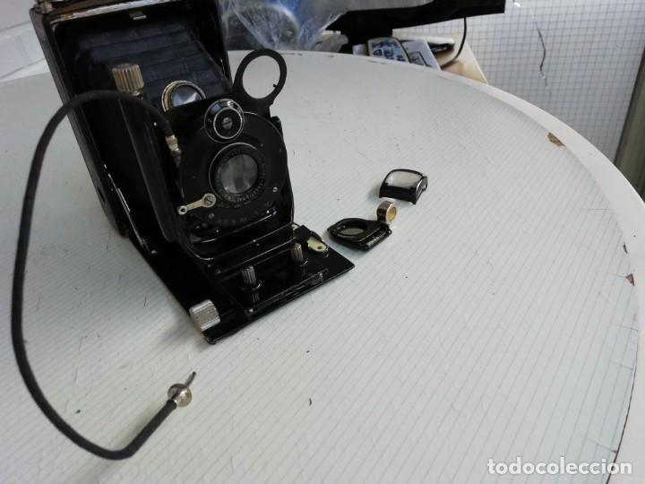 Cámara de fotos: Máquina fotográfica francesa años 20 - Foto 3 - 190221191
