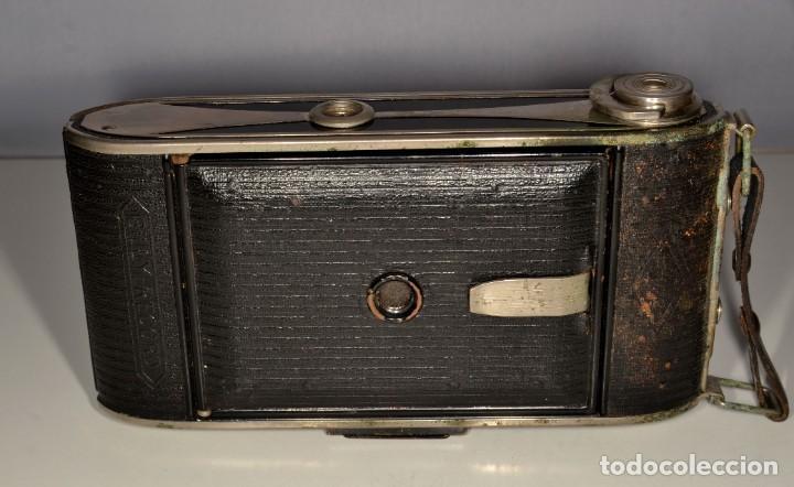 Cámara de fotos: Cámara Agfa Billy Record - Ref. 1664/10 - Foto 5 - 190314272
