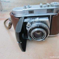 Cámara de fotos: CAMARA KODAK RETINA IIC - RETINA XENON C - 2,8/50 MM.. Lote 190377608
