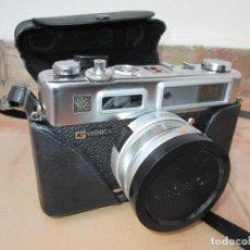 Cámara de fotos: CAMARA YASHICA ELECTRO 35 GS. Lote 190378125