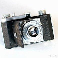 Cámara de fotos: *C1939* • KODAK AG RETINETTE II (TYPE 160) • RARA FOLDER DE PREGUERRA, COMPUR KODAK ANASTIGMAT F3.5. Lote 190638311