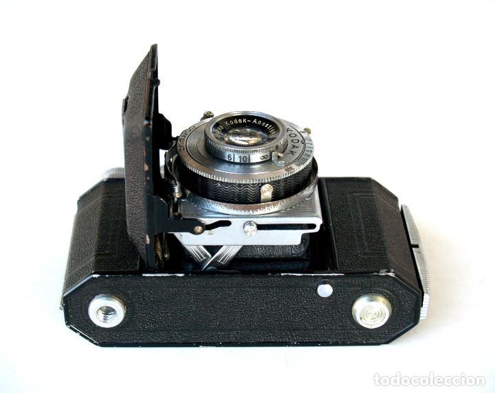 Cámara de fotos: *c1939* • Kodak AG RETINETTE II (type 160) • RARA Folder de preguerra, COMPUR Kodak Anastigmat f3.5 - Foto 4 - 190638311