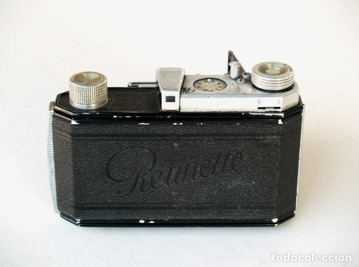Cámara de fotos: *c1939* • Kodak AG RETINETTE II (type 160) • RARA Folder de preguerra, COMPUR Kodak Anastigmat f3.5 - Foto 5 - 190638311