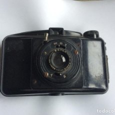 Cámara de fotos: BOYER-CAMARA FOTOGRAFICA-REXAR-MADE IN FRANCE-PARIS-BAQUELITA-OBJETIVO EXTRAIBLE-AÑOS 40/50. . Lote 191063697