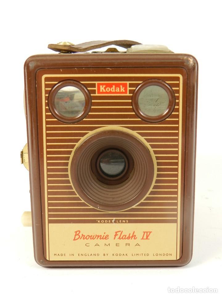 Cámara de fotos: KODAK SIX-20 BROWNIE FLASH IV - Foto 2 - 191653113