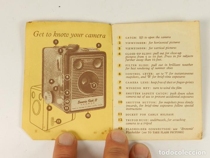 Cámara de fotos: KODAK SIX-20 BROWNIE FLASH IV - Foto 9 - 191653113