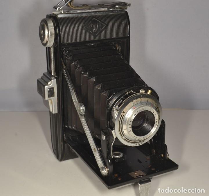 Cámara de fotos: Cámara Agfa Billy I - ref. 1664/8 - Foto 2 - 192311906