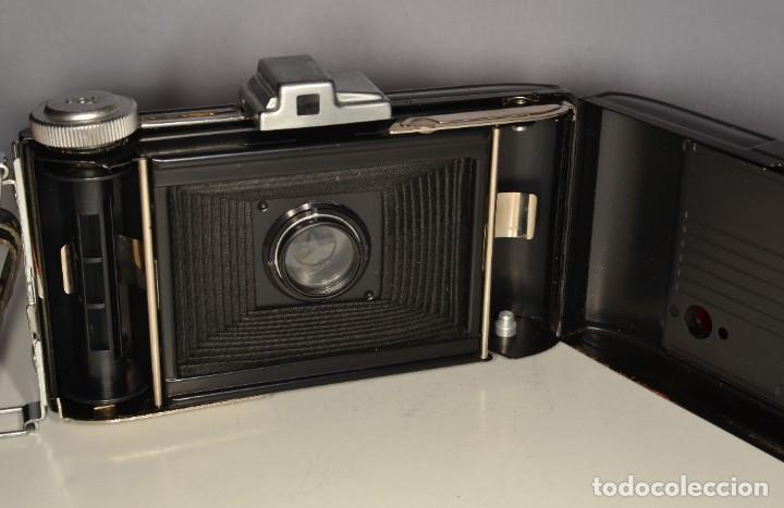 Cámara de fotos: Cámara Agfa Billy I - ref. 1664/8 - Foto 7 - 192311906