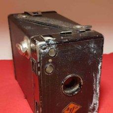 Cámara de fotos: CAMARA AGFA BOX. Lote 192355727